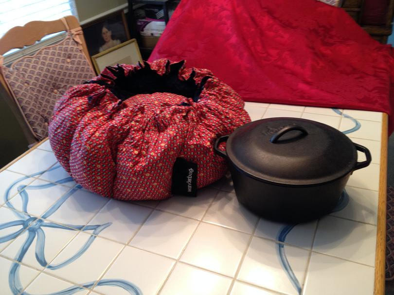 Wondebag and Dutch Oven